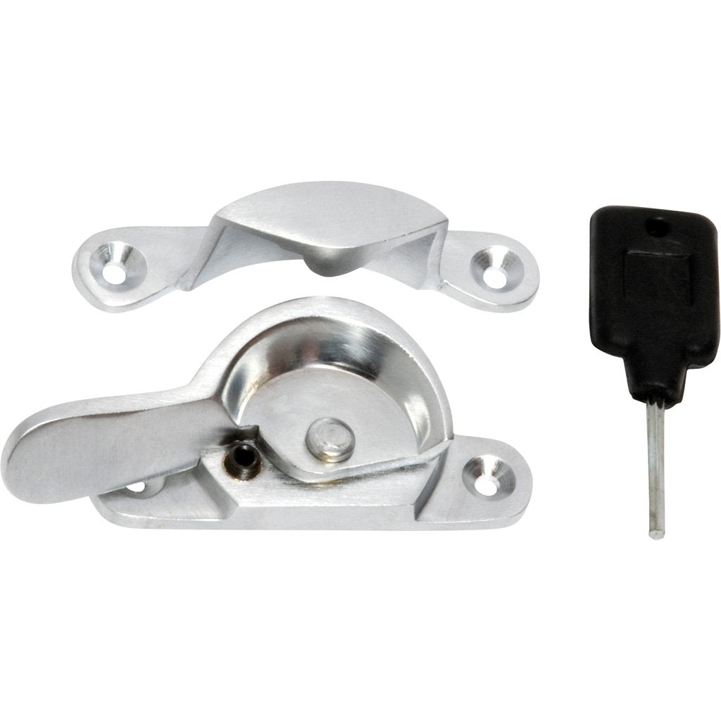 Sash Window Lock with Grub Screw