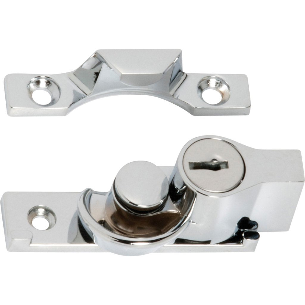 Narrow Sash Window Lock (Keyed)