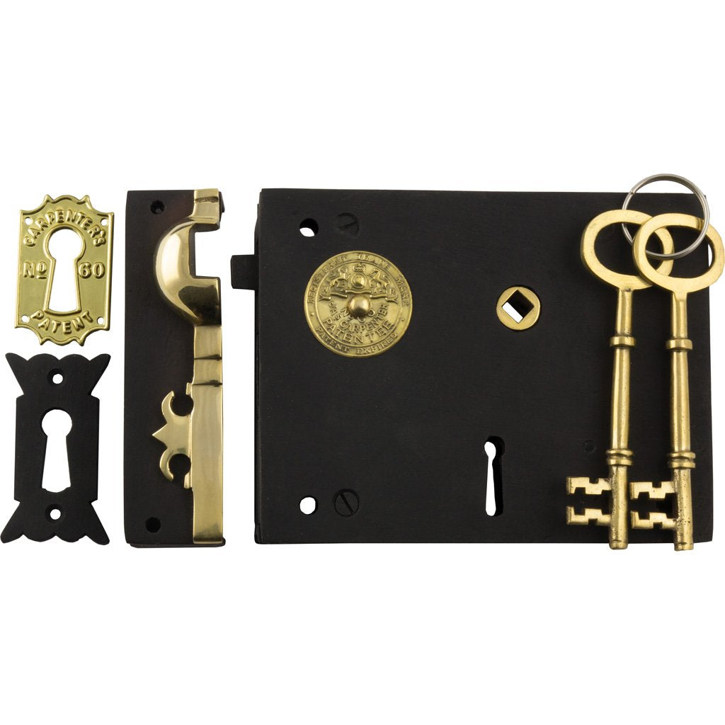 Carpenter's Box Lock