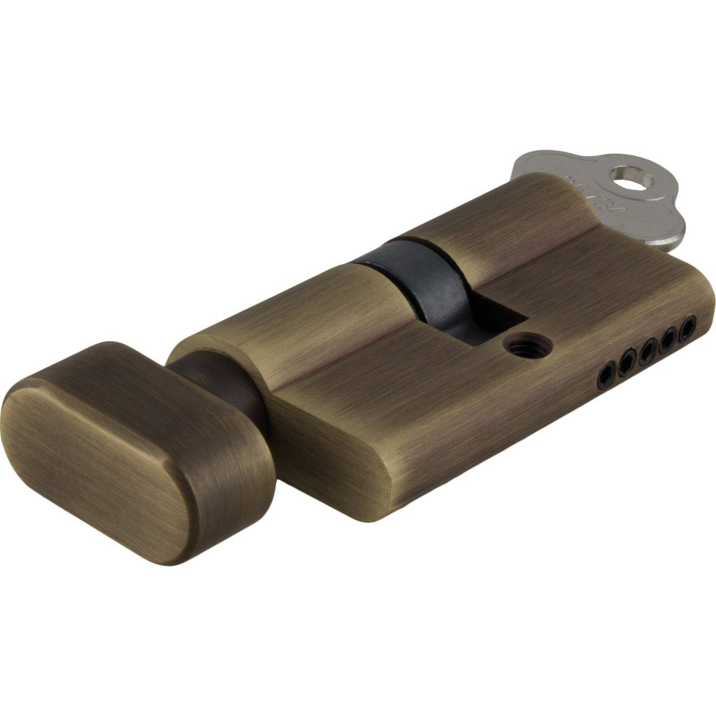 Euro Cylinder (C4 Key) with Thumb Turn