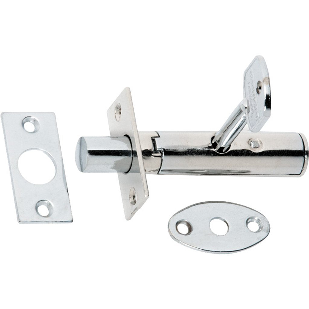 Door/Window Bolt (Recessed)