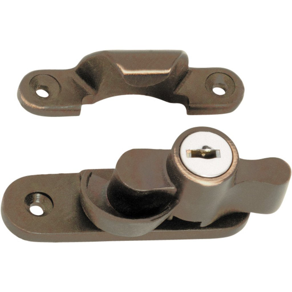 Sash Window Lock (Keyed)