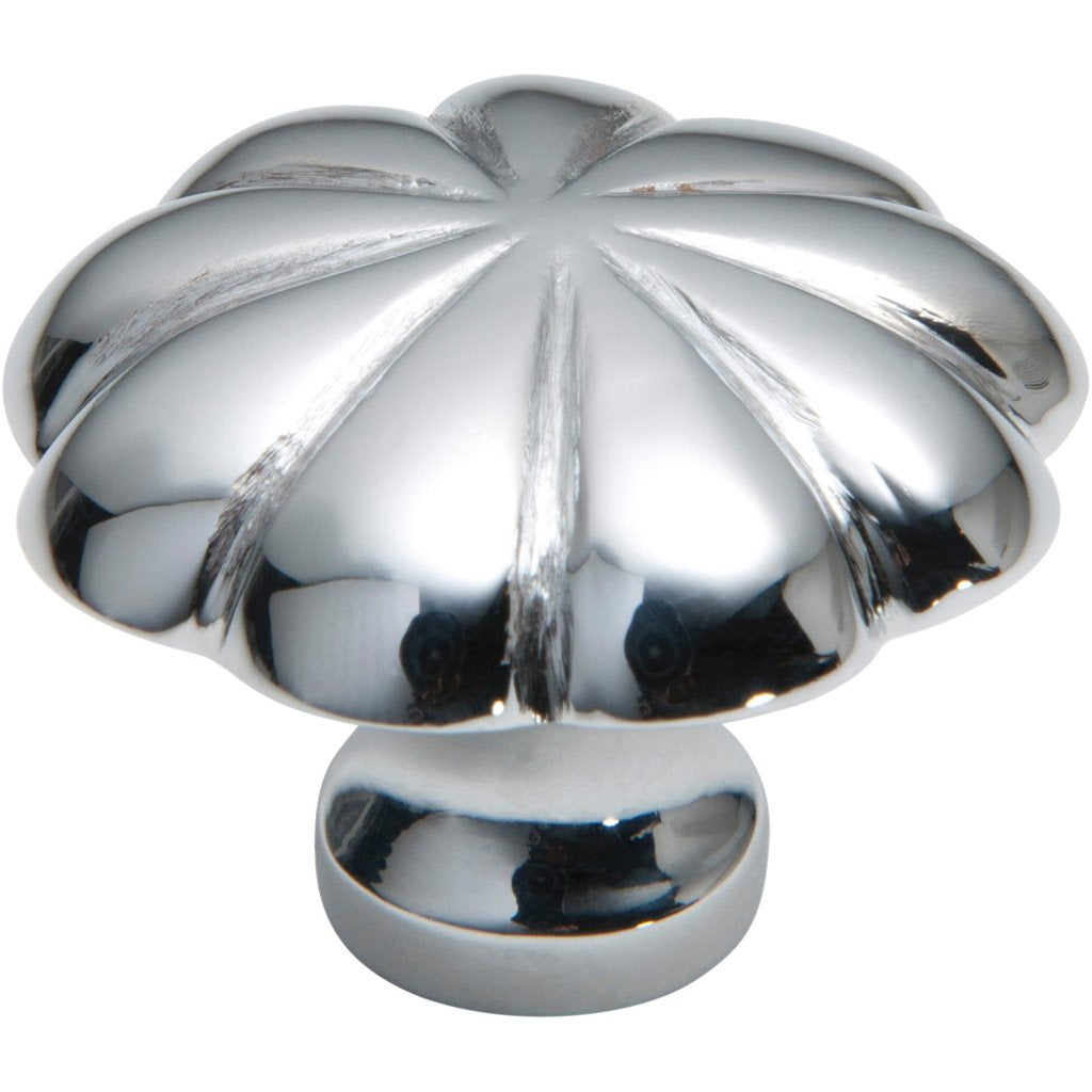 Cupboard Knob (Fluted)
