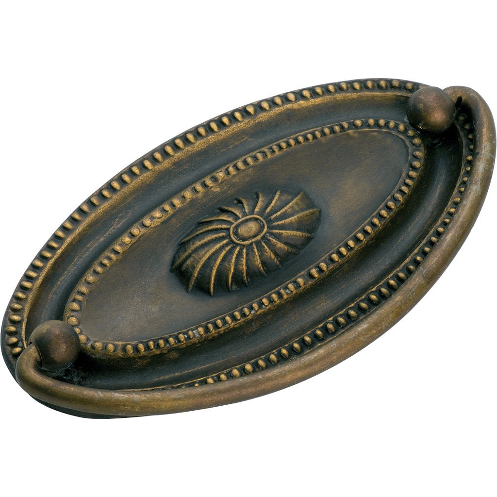 Oval Cabinet Handle