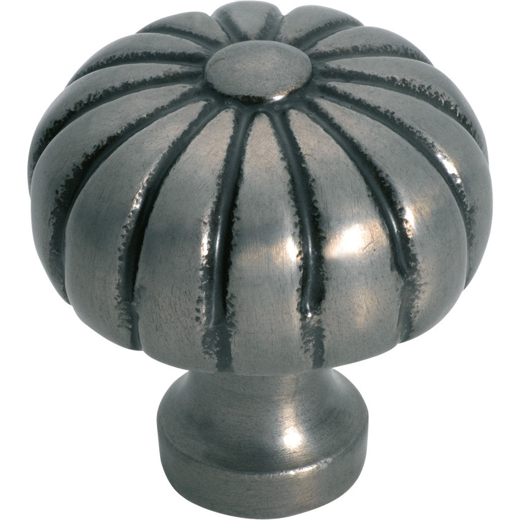 Cupboard Knob Fluted