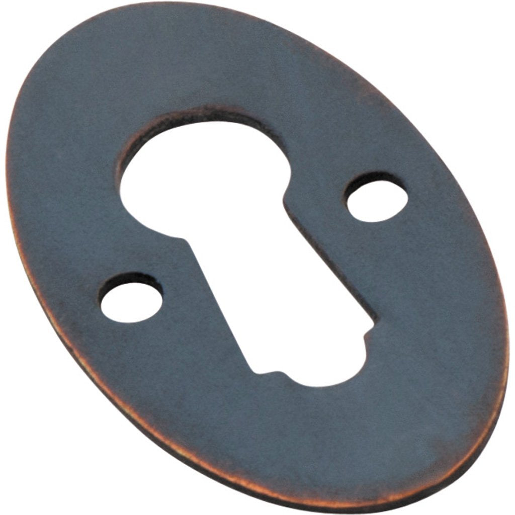 Oval Escutcheon