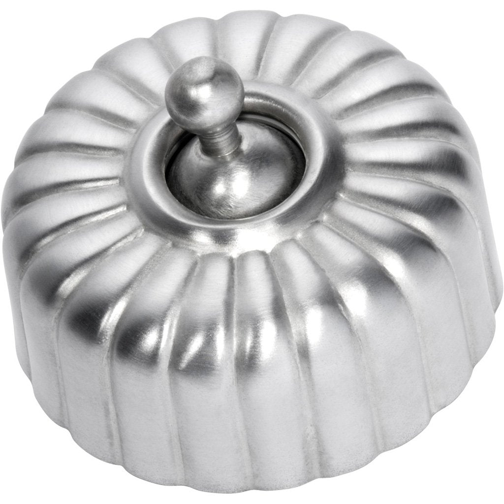 Fluted Light Switch