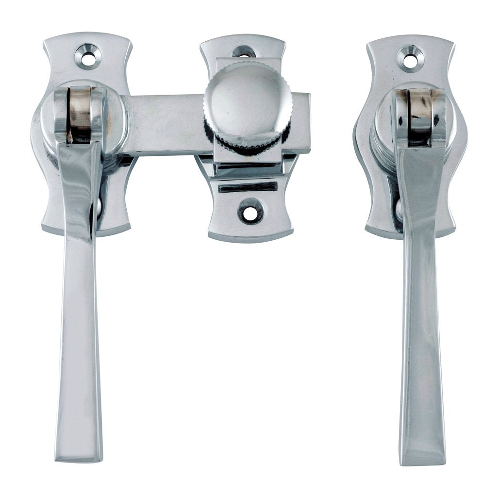 French Door Fastener  (Square)