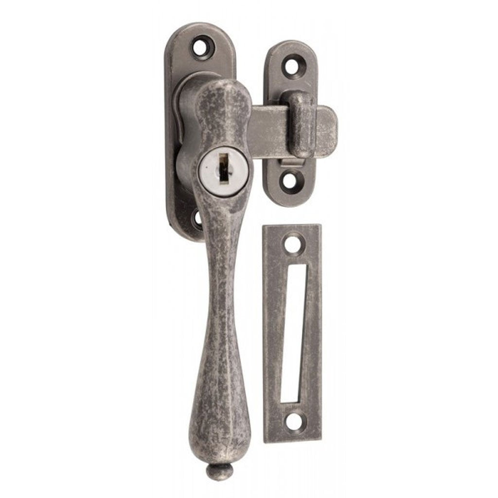 Locking Teardrop Casement Fastener (Keyed)