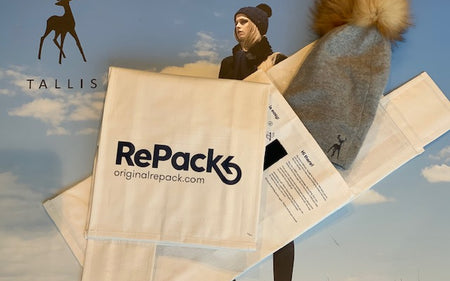 Reducing our Emissions with RePack packaging