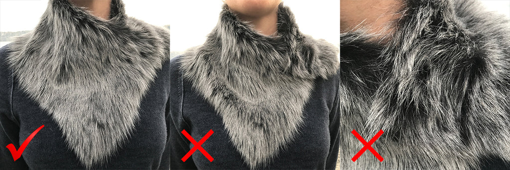 How to Style a Tallis Shearling Collar