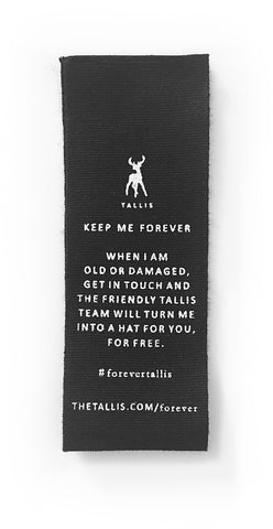 #forevertallis label