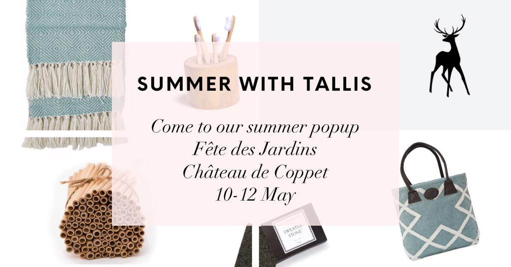 Summer products from Tallis