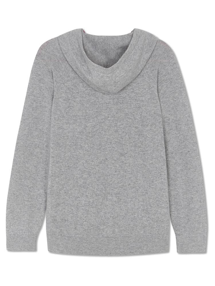 4762936511f4 Pure Cashmere Hoody - TALLIS