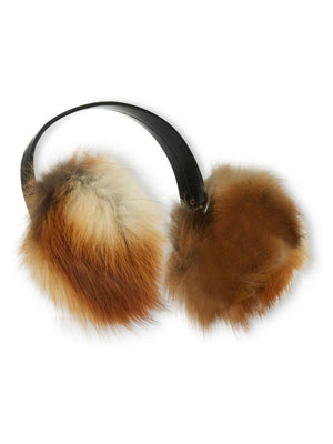 Fur Earmuffs - Natural - TALLIS