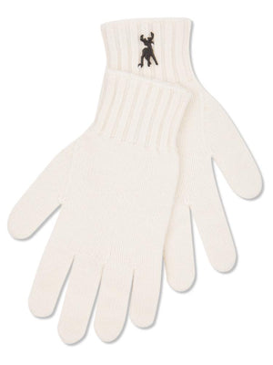 Cashmere Gloves - Cream - TALLIS