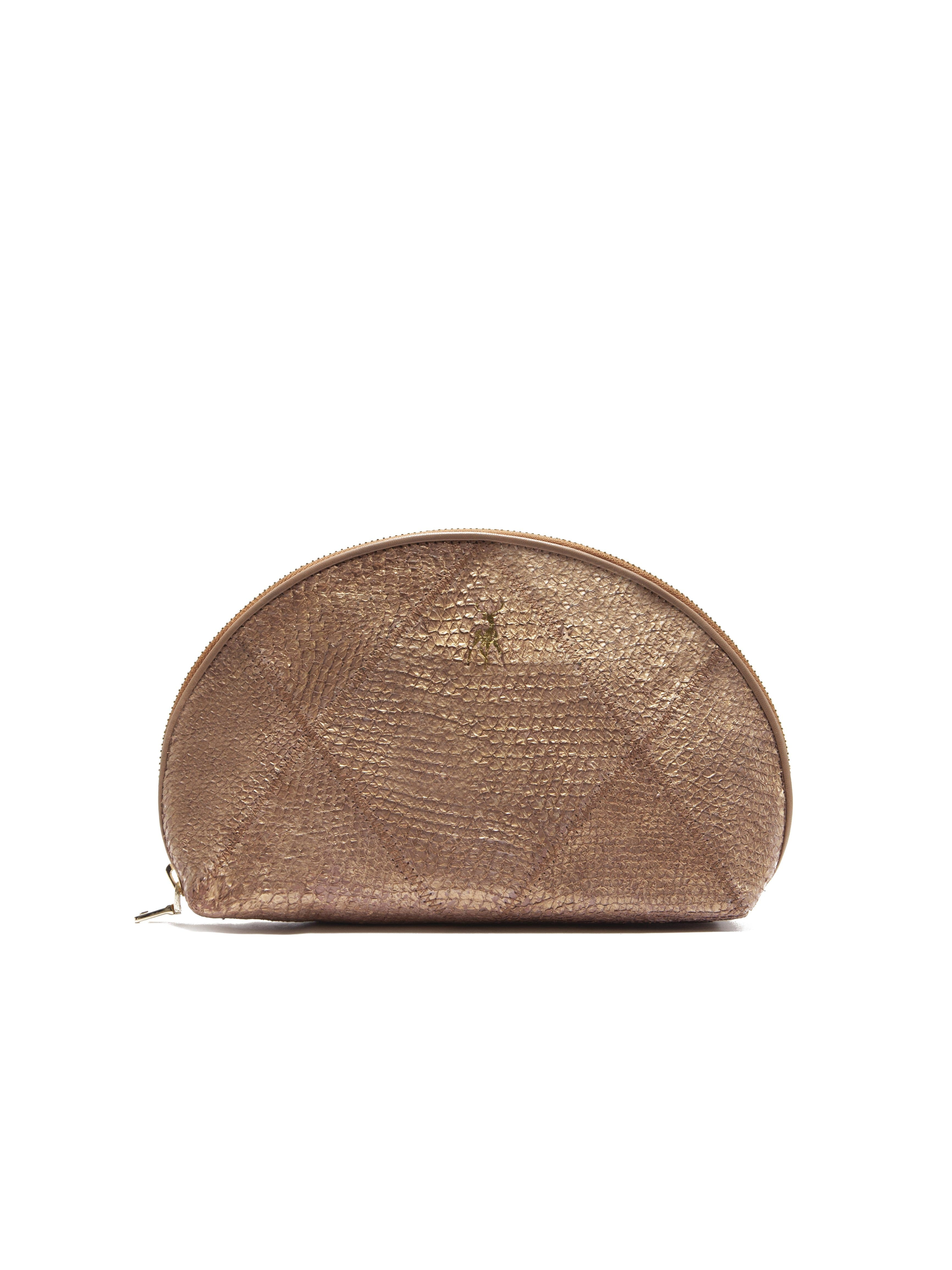 Fish Leather Pouch