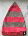 Cashmere Baby Hat - Striped