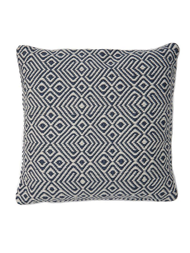 Weaver Green Cushion - Provence Navy
