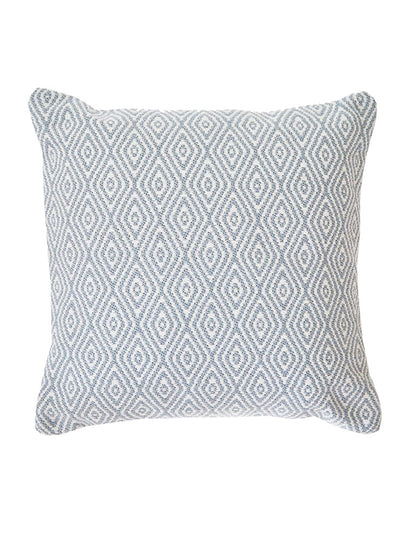 Weaver Green Hammam Cushion - Cornflower