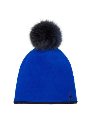 Reversible Beanie in Cashmere