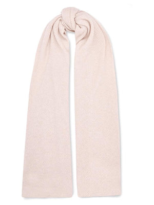 Cashmere Oversize Scarf - Biscuit