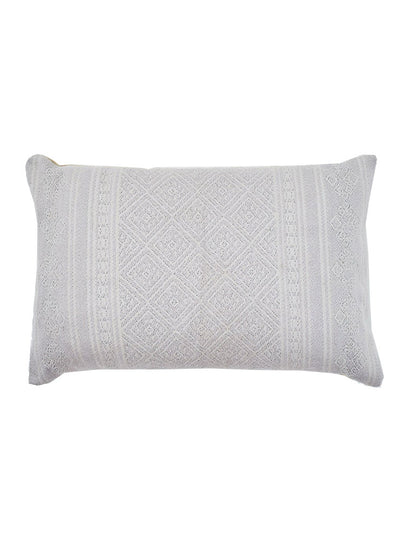 Weaver Green Cushion - Kalkan Shell