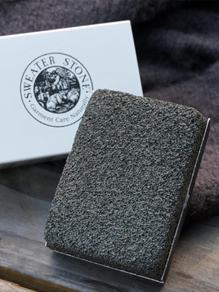 Sweaterstone pumice for knitwear