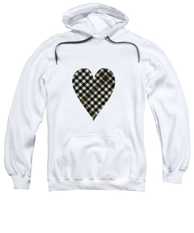 Burns Check Heart 1 - Sweatshirt