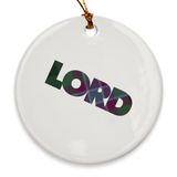 Lord Porcelain Ornaments