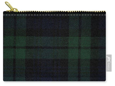 Blackwatch Tartan - Carry-All Pouch