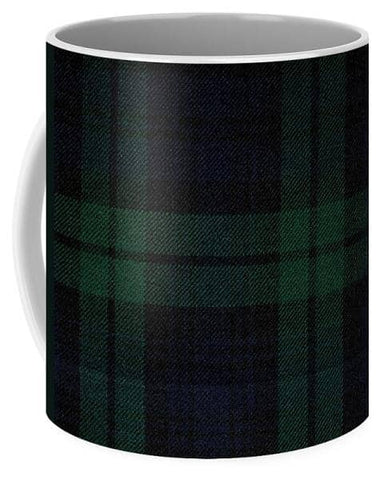Blackwatch Tartan - Mug