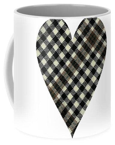 Burns Check Heart - Mug