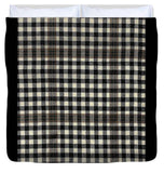 Burns Check Swatch - Duvet Cover