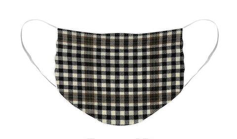 Burns Check Tartan Swatch - Face Mask