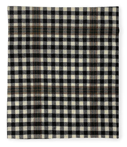 Burns Check Swatch - Blanket