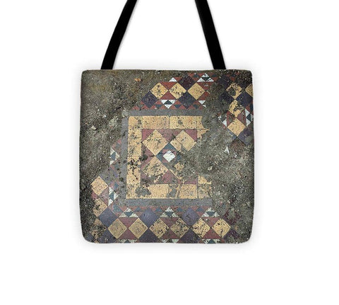 Castle Tiles - Tote Bag