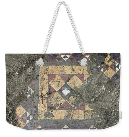 Castle Tiles - Weekender Tote Bag