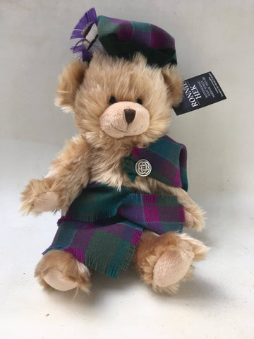 Chief Charlie Bear - Scottish Laird