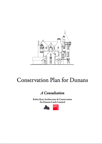 Conservation Plan for Dunans (Download) - Scottish Laird