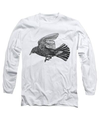Corvus - Long Sleeve T-Shirt - Scottish Laird