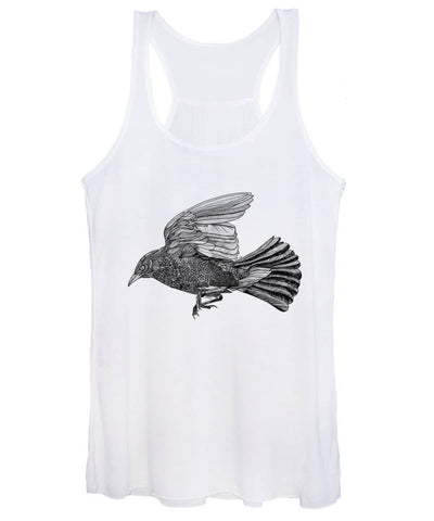Corvus - Women's Tank Top - Scottish Laird
