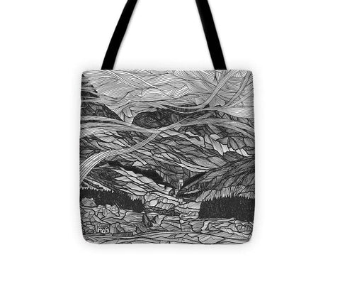 Customary Argyll Weather - Tote Bag