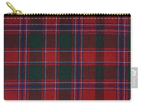 Dalziel Modern Tartan - Carry-All Pouch