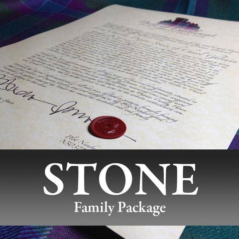 Dunans Castle Family Package (Stone) - Scottish Laird