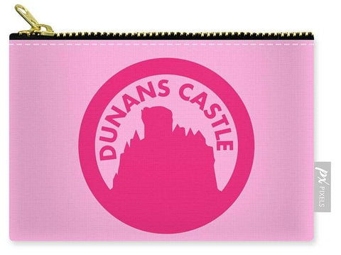 Dunans Castle Pink Logo - Carry-All Pouch