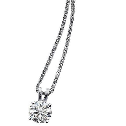 Dunans Diamond Pendant - Scottish Laird