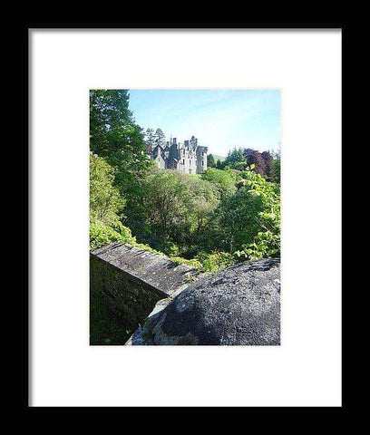 Dunans From Bridge - Framed Print