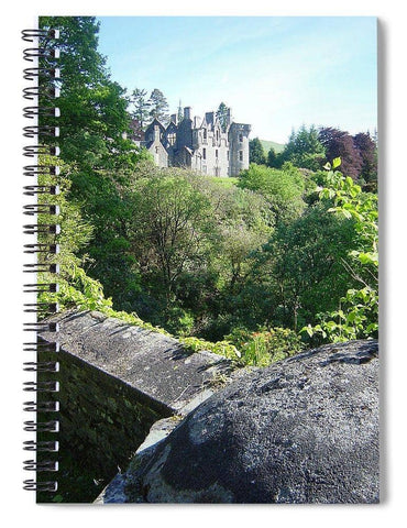 Dunans From Bridge - Spiral Notebook - Scottish Laird