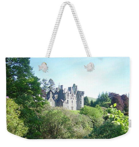 Dunans From Bridge - Weekender Tote Bag - Scottish Laird